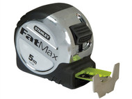 Stanley Tools STA033887 - FatMax Tape Measure 5m (Width 32mm)