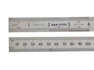Stanley Tools STA035401 - 64R Rustless Rule 300mm / 12in