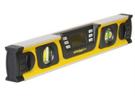 Stanley Tools STA042063 - FatMax Digital Level 3 Vial 40cm