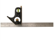 Stanley Tools STA046151 - 1912 Combination Square 300mm (12in)