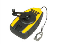 Stanley Tools STA047147 - Compact Chalk Line 9 Metre