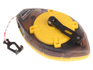 Stanley Tools STA047460 - Power Winder Chalk Line 30 Metre