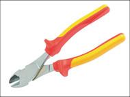 Stanley Tools STA084004 - FatMax Heavy-Duty Diagonal Cut Pliers VDE 195mm