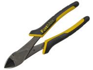 Stanley Tools STA089861 - FatMax Angled Diagonal Cuttting Pliers 200mm