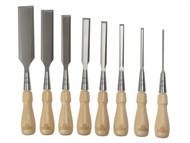 Stanley Tools STA116793 - Sweetheart Socket Chisel Set of 8: 3,6,8,12,15,18, 25 & 32mm