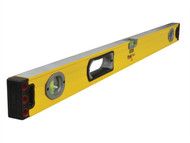 Stanley Tools STA143536 - FatMax Spirit Level 3 Vial 90cm