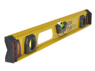 Stanley Tools STA143553 - FatMax I Beam Level 3 Vial 60cm