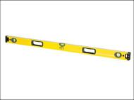 Stanley Tools STA143572 - FatMax Spirit Level 3 Vial 180cm