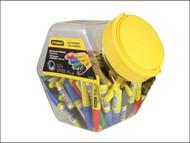 Stanley Tools STA147329 - Mini Fine Tip Pen (tub 72)
