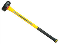 Stanley Tools STA156011 - FatMax Fibreglass Long Handle Sledge Hammer 3.6kg (8lb)