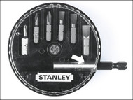 Stanley Tools STA168735 - Insert Bit Set Phillips/Slotted 7 Piece