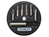 Stanley Tools STA168739 - Insert Bit Set Torx 7 Piece