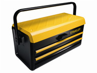 Stanley Tools STA175510 - Metal Toolbox 19in - 2 Drawer