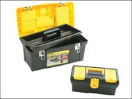 Stanley Tools STA192219 - Tool Box 19in Plus Bonus Box