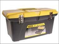 Stanley Tools STA192908 - Jumbo Toolbox 22in + Tray