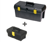 Stanley Tools STA192952 - Tool Box 19in + 12 1/2in Toolbox