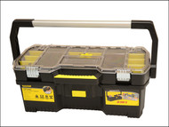 Stanley Tools STA197514 - Toolbox With Tote Tray Organiser 61cm (24 in)