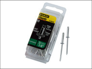 Stanley Tools STA1PAA48 - 1-PAA48 Aluminium Rivets Long 3mm (15)