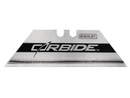 Stanley Tools STA211800 - Carbide Knife Blades Pack of 10