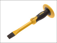 Stanley Tools STA418332 - FatMax Cold Chisel 300 x 25mm (12in x 1in) With Guard