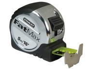 Stanley Tools STA533886 - FatMax Tape Measure 5m/16ft (Width 32mm)