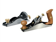 Stanley Tools STAPLANEPK1 - No.4 Sweetheart & 9.1/2 Block Plane Set