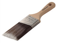 Stanley Tools STASTPPSS0G - Max Finish Advance Synthetic Stubby Paint Brush 50mm (2in)