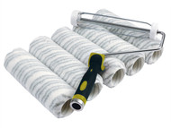 Stanley Tools STASTRSGS6Q - Silver Stripe Roller Pack 230 x 44mm (9 x 1.3/4in)