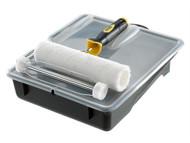 Stanley Tools STASTRSMSFQ - Microfibre Roller Set 230 x 38mm (9 x 1.1/2in)
