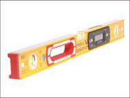 Stabila STB1962E80 - 196-2 Electronic Spirit Level IP65 3 Vial 17671 80cm