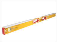 Stabila STB1962K120 - 196-2-K Masons Spirit Level 3 Vial 16406 122cm