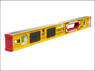 Stabila STB1962LED48 - 196-2 LED Illuminated Spirit Level 3 Vial 17393 122cm