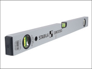 Stabila - 80E-2 Spirit Level 3 Vial Double Plumb 2402 40cm