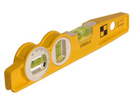 Stabila STB81SVW360 - 81SV REM W360 Rare Earth Magnetic Torpedo Level 25cm Rotating