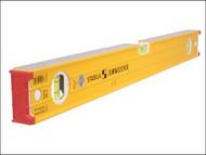 Stabila STB962200 - 96-2-200 Spirit Level 3 Vial 15231 200cm