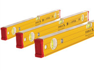 Stabila STB962SET - 96-2 3 Level Pack 60cm + 120cm + 180cm