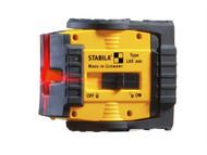Stabila STBLAX200 - LAX200 Cross Line Laser - Self Levelling
