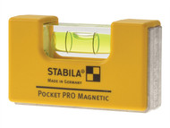 Stabila STBPKTPRO - Pocket Pro Level (Loose)