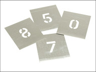 Stencils STNF1 - Set of Zinc Stencils - Figures 1.in
