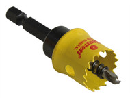 Starrett STRCSC19 - CSC19 Smooth Cutting Holesaw 19mm