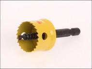 Starrett STRCSC25 - CSC25 Smooth Cutting Holesaw 25mm