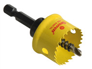 Starrett STRCSC27 - CSC27 Smooth Cutting Holesaw 27mm