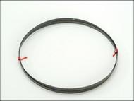 Starrett STRFBLOOP100 - Super Flexback Bandsaw Blade 5ft 4.1/2in x 1/2in x 10tpi Raker