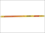 Starrett STRRS1224 - Red Stripe HSS Hacksaw Blades 300mm (12in) x 24t Box 50