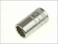 Stahlwille STW40AD38 - Bi-Hexagon Socket 1/4in Drive 3/8in