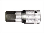 Stahlwille STW44K6 - In-Hex Socket 1/4in Drive Short 6mm