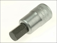 Stahlwille STW54A14 - In-Hexagon Socket 1/2in Drive 1/4in