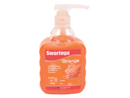 Swarfega SWASOR450PP - Orange Hand Cleaner Pump Top Bottle 450ml