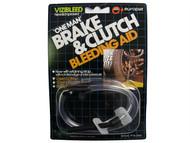 Saxon SXNVISIBLEED - Vizibleed Brake & Clutch Bleeding Tool