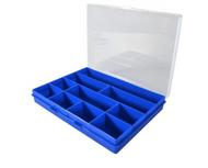 Terry Plastics T/PF2 - Small Storage Box 10 Divisions. TF-F2